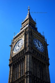 Big Ben by Lolly-Me