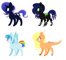 Collab Shipping Foals OTA - CLOSED by emoandmusiclover