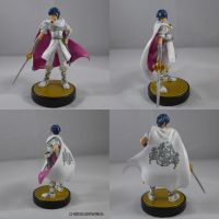 Marth White Alt Amiibo by ChibiSilverWings