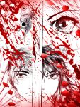 Cherry Petals and Blood by manic-goose