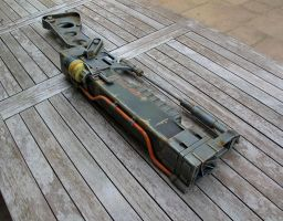 Fallout 3 AER9 Laser Rifle 4 by Thomasotom