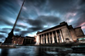 City Hall Sheffield by skyblue-13