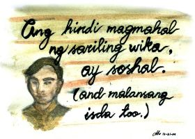 Jose Rizal by margemagtoto
