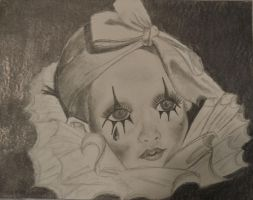 Pierrot by monsterunderyourbed1