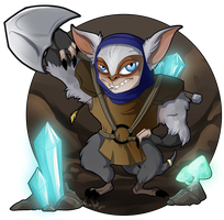 Meepo by RichiHart