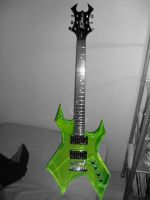 Bc rich guitar by youyoune