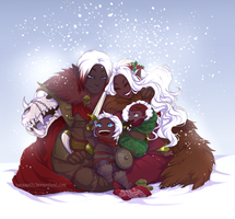 Merry Christmas! by Lunareth
