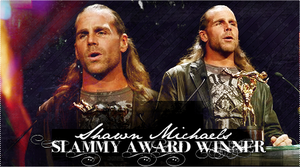 Shawn Michaels Background by Angelicsweetheart