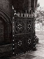 priory gate by awjay