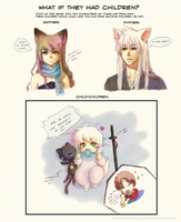 What if they had children -  Meme by Yon-kitty