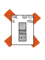 The switch is now on OFF by TheOriginalTah