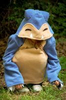 Snorlax Hoodie by ChompUnchained