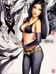 X-23 Sketch Cover Commission by rianbowart
