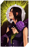 Commission: Tarot RIft Mage by RedlyJester