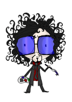 Tim Burton by Lttle-Horrors