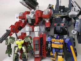 AUTOBOTS, THIS IS A SUICIDE MISSION, GET READY by forever-at-peace