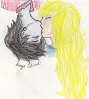 Just like Spiderman Fionna x Marshall Lee by paigelovesanime