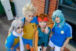 COS: Inazuma Group by Chancake