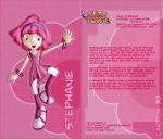 Card 33 - Stephanie by Ginny-N
