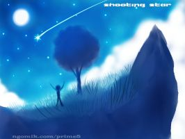 Shooting Star by prime512