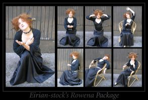 Rowena Package by Eirian-stock