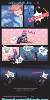 Let's catch jinx #11 by HolyElfGirl