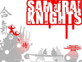 Samurai Knights by BenTara