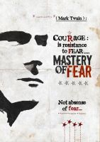 Mastery of Fear by uniquefa