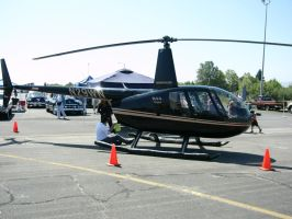 Robinson R44 Clipper by RoadTripDog