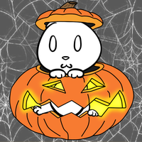 Halloween Icon Base by BlueWaterRose