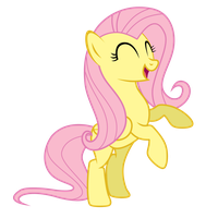 Fluttershy by Pony4444