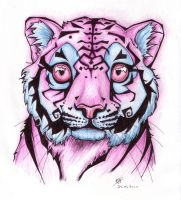 therapy-tiger by mirjaT