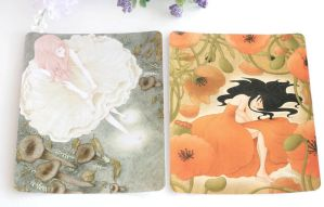 The Spirit of Fall Postcards by yeevon