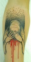 the pain tattoo by jukan6