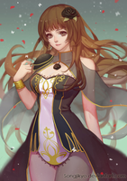 [Commission] Alethea by SongJiKyo