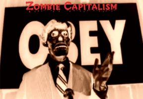 Zombie Capitalism by guitarbri