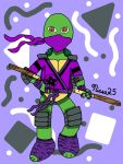 Donatello (fan-made outfit) by Nicsu25