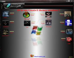 All In One Theme Pack by X-ile2010