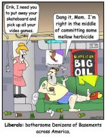Herbicide by Conservatoons