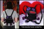 The Backpack Monsta by halley42