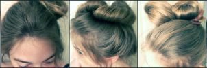 Hair Reference Photos Two by jezebel