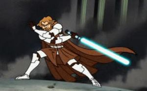 Obi-Wan - Wind GIF by K-Zlovetch