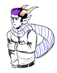 POINTS COMMISSION- Eridan Ampora for IceFeather911 by o-Kairos-o