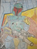 .Boba Fett. by CRCstinger