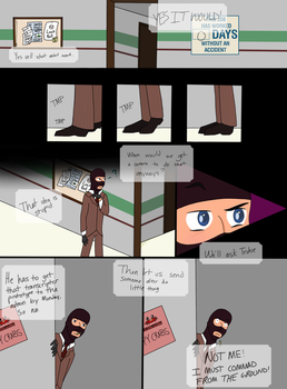 TF2-Of Sleep and Blowdarts: Page 1 by eosia-dusk
