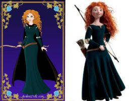 Merida by samantha12812