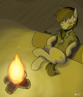 Desert Son by WolfyTails