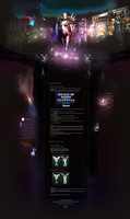 Arcane Online Layout #2 by p1337hd