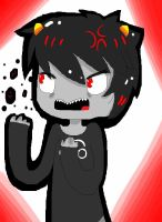 Karkat-Rage by the-random-world