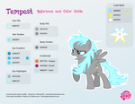 Tempest Color Guide by Mowza2k2